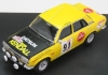 Datsun 1600 SSS #91 C. Silva TAP 1972